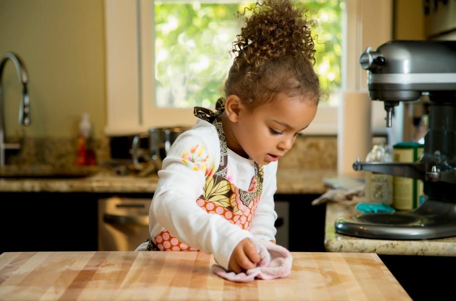 Βρείτε ποιες δουλειές είναι κατάλληλες για τα παιδιά σας ανάλογα με τις ηλικίες τους.