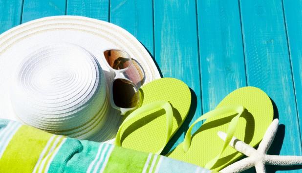Πετσέτες Θαλάσσης: Αυτός είναι ο Μοναδικός τρόπος για να τις Πλένετε