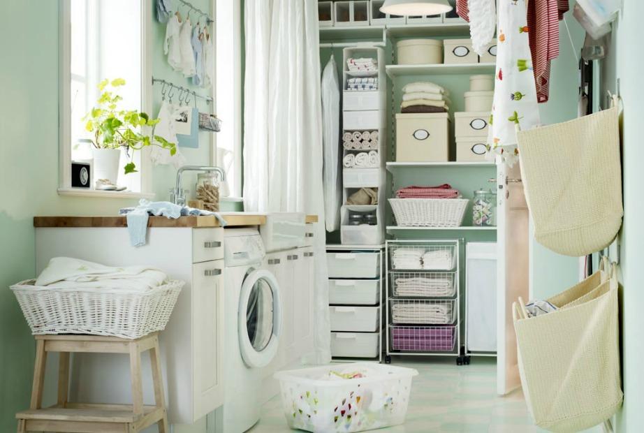 Το πλυντήριό σας χρειάζεται απολύμανση τουλάχιστον