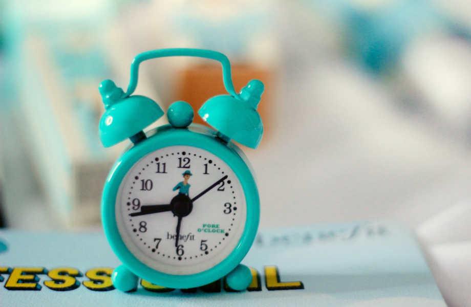 Η σχέση σας με την έννοια του χρόνου μπορεί να σας υποδείξει το κατάλληλο είδος άσκησης.