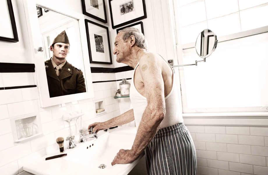 """Η πραγματική """"ηλικία"""" σας καθορίζεται σε μεγάλο βαθμό από τη στάση σας απέναντι στη ζωή και την καθημερινότητά σας."""
