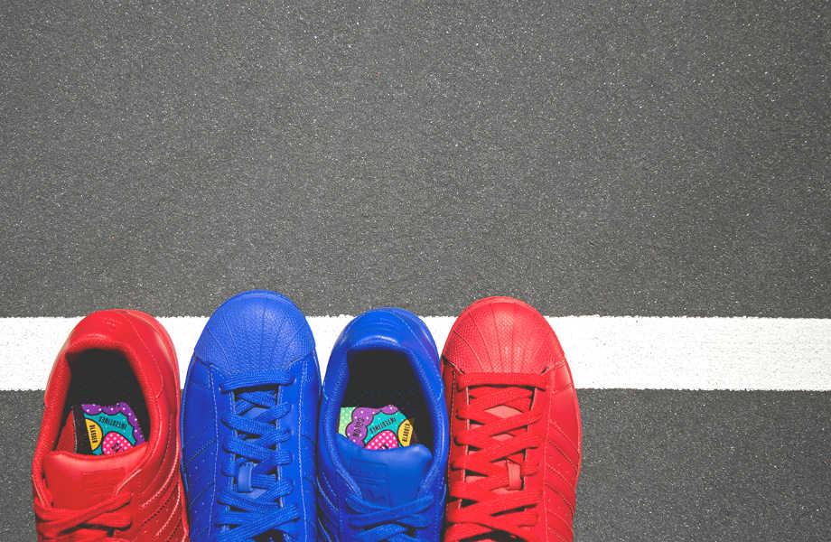 Βάλτε το... στα πόδια: η τακτική άσκηση ενισχύει το αίσθημα ευεξίας και νεότητας.