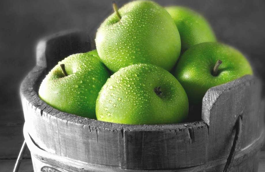 Σταματήστε τις επιδρομές στην κουζίνα με λίγο... πράσινο μήλο.