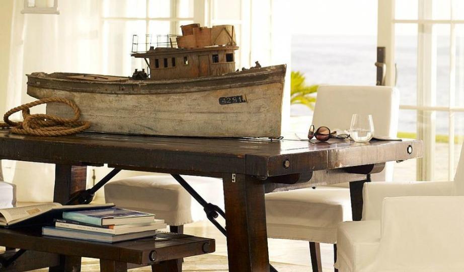 Αν ως φοιτητής είχατε μια λατρεία με τα καράβια και τα πλοία, αυτό δεν σημαίνει πως πρέπει να συνεχίσετε να κρατάτε αυτά τα διακοσμητικά επειδή απλά κάποτε σας άρεσαν.