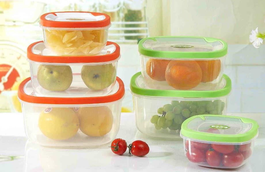 Αφαιρέστε τον περιττό αέρα με ένα καλαμάκι και κρατήσετε το φαγητό σας φρέσκο για περισσότερες μέρες.