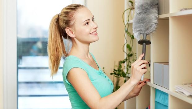 4 Τρόποι για να Τακτοποιήσετε το Σπίτι σας με Μηδέν Άγχος και Κούραση