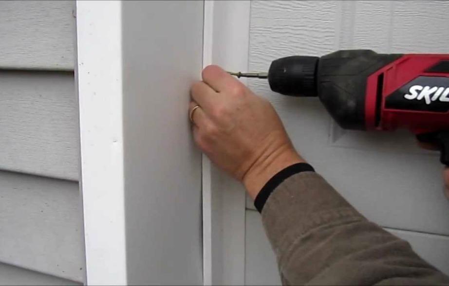 Ασφαλίστε καλά γύρω γύρω πόρτες και παράθυρα.