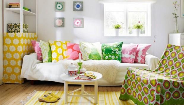 7 Οικονομικές Διακοσμητικές Αλλαγές για να Κάνετε το Σπίτι σας να Μυρίσει Καλοκαίρι!