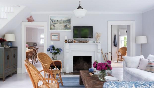 Ένα Πανέμορφο Beach House που θα σας Γοητεύσει