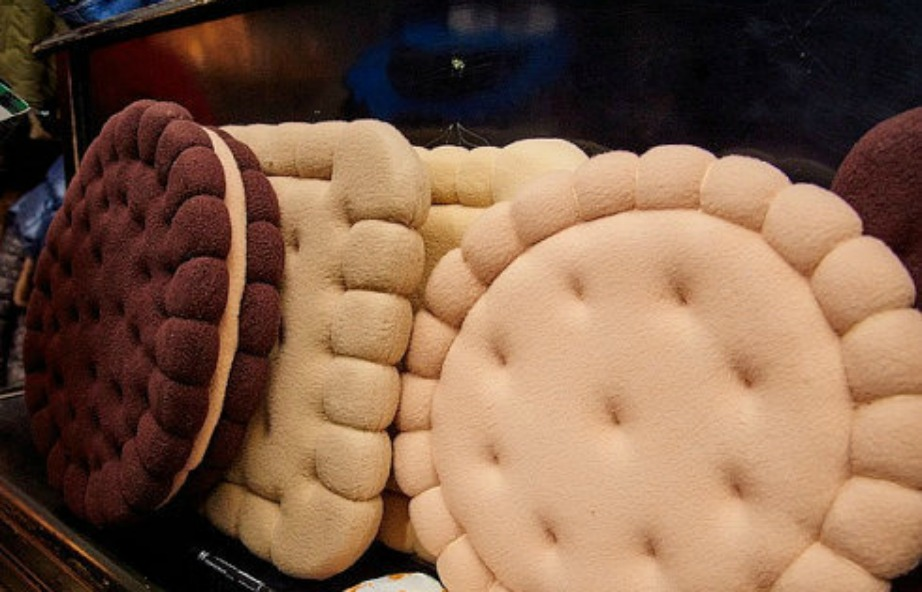 Αυτά τα μαξιλάρια είναι πολύ λαχταριστά.
