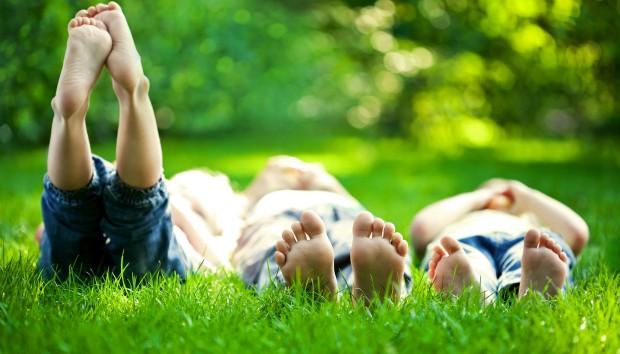 5 Τρόποι για να Εξαφανίσετε τους Δύσκολους Λεκέδες από Γρασίδι