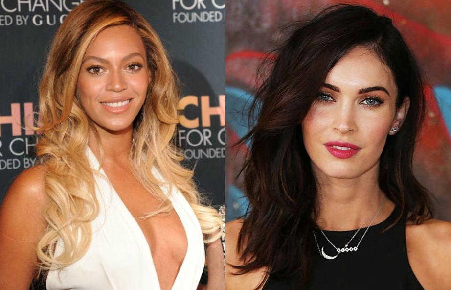 H Beyonce και η Megan Fox έχουν αποδείξει την αγάπη τους για τα παιδιά. Η Beyonce δεν αποχωρίζεται την κορούλα της, Blue Ivy, ενώ η Megan Fox έχει αποκτήσει ήδη δύο γιους και έχει αποδειχθεί πολύ τρυφερή μητριά για τον γιο του συζύγου της.