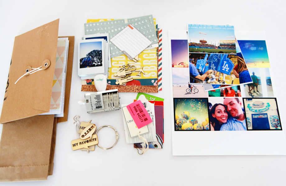 Οι αναμνήσεις (και η χαρά) ξαναγυρίζουνε όταν ανοίγετε τα παλιά άλμπουμ σας.