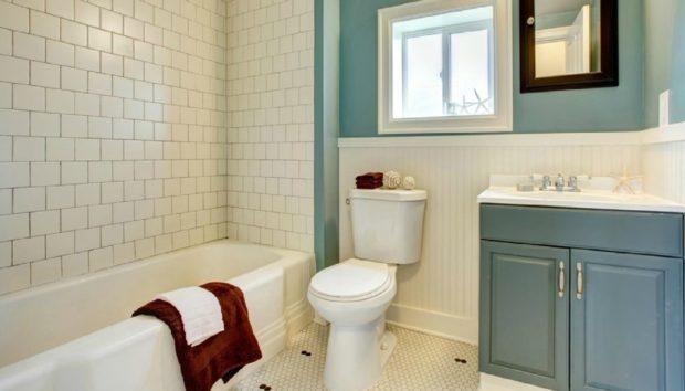 Μεταμορφώστε Οικονομικά το «Βαρετό Μπάνιο» σας στο Σπίτι που Νοικιάζετε!