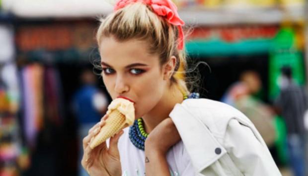 4 Απίστευτες Υγιεινές Τροφές με Γεύση Παγωτό!