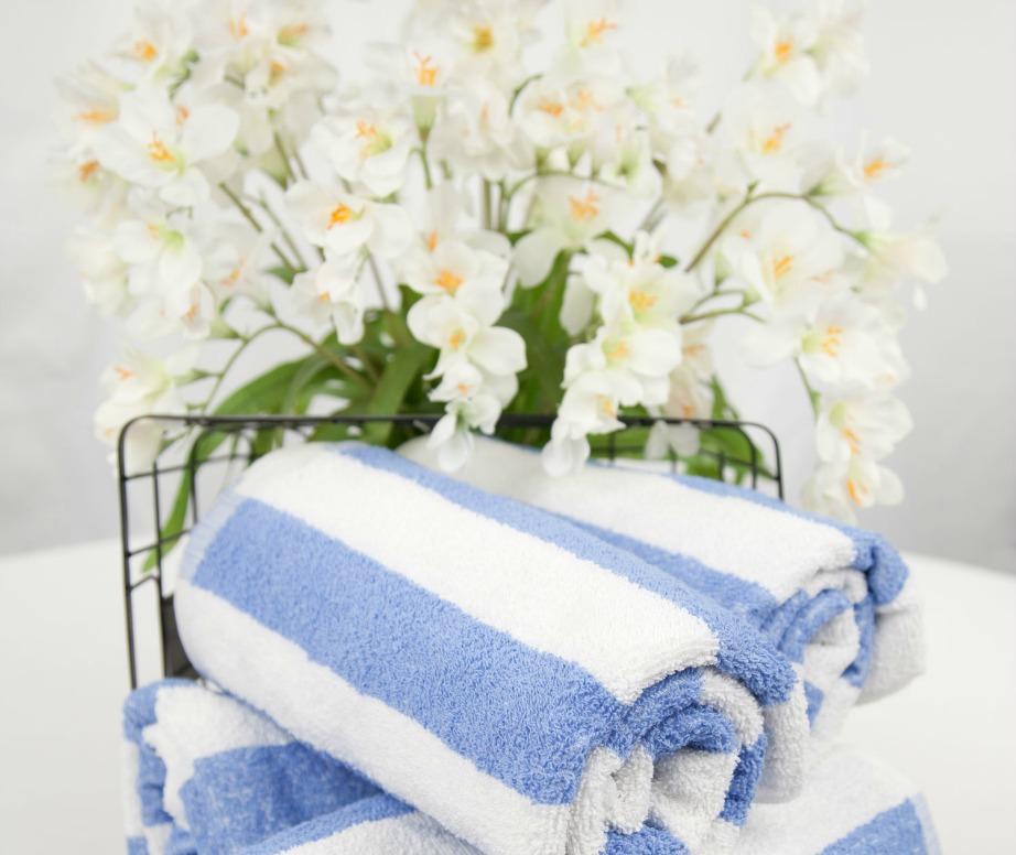 Η άσχημη μυρωδιά από τις πετσέτες σας θα φύγει αν τις πλύνετε με λίγο ξύδι.