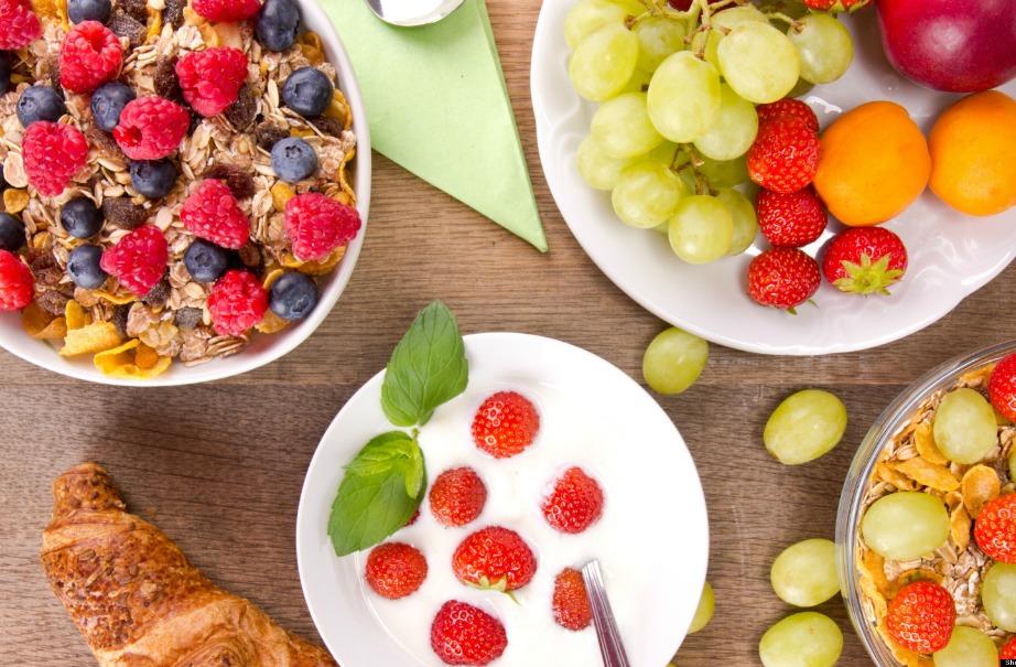 Ετοιμάστε με την ησυχία σας ένα ωραίο και θρεπτικό πρωινό.