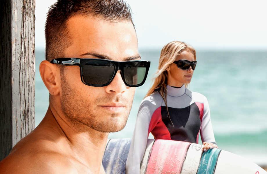Αν σας αρέσουν τα καλοκαιρινά σπορ, φροντίστε να επιλέξετε πολύ ανθεκτικά γυαλιά ηλίου!