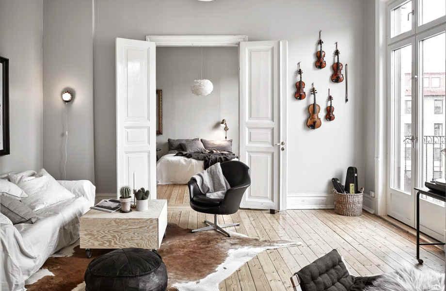 Λατρεύετε τη μουσική; Αποδείξτε το διακοσμώντας το σπίτι σας με το αγαπημένο σας μουσικό όργανο!