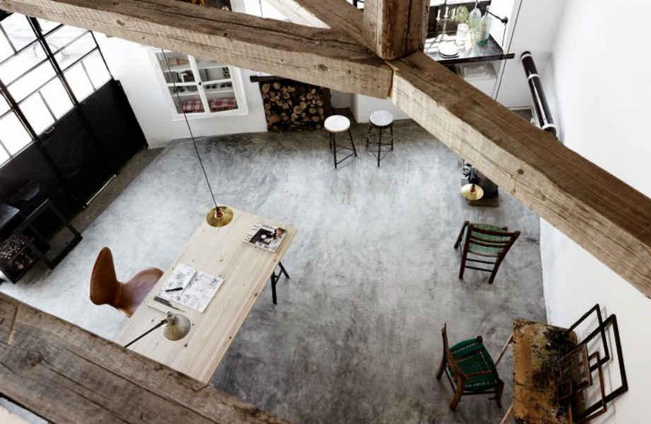 Το πανέμορφο εξοχικό αποτελείται από ένα και μόνο δωμάτιο!