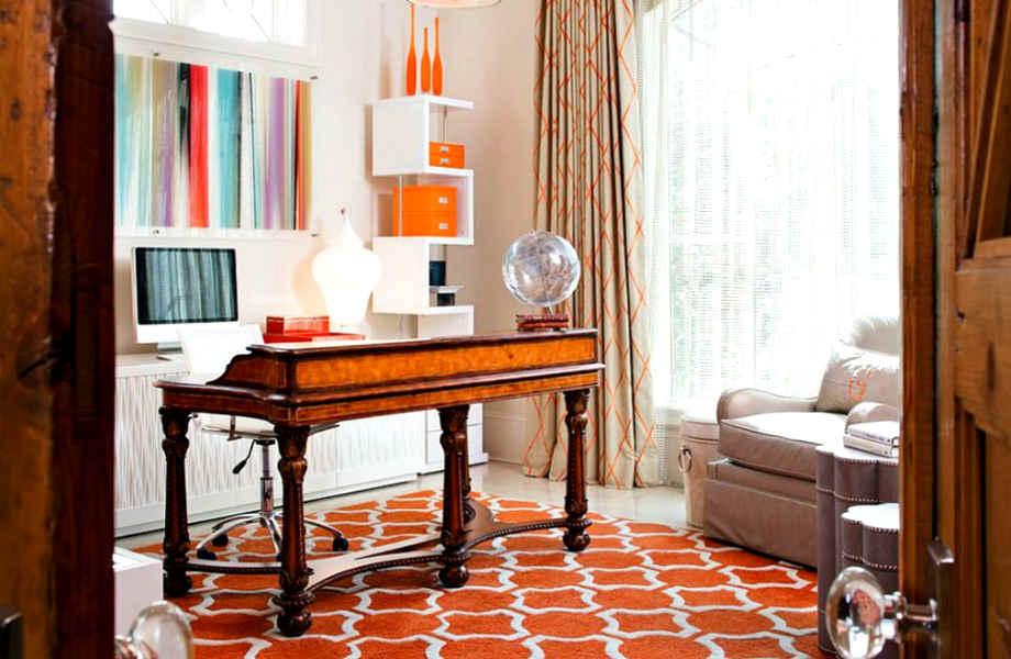 Ψηφίστε πορτοκαλί και νιώστε την ενέργεια σας στα ύψη και στο γραφείο!