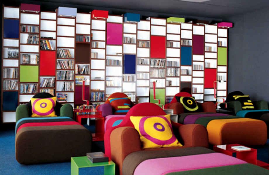 """Γεωμετρία και στη βιβλιοθήκη; Εμείς λέμε """"ναι""""!"""