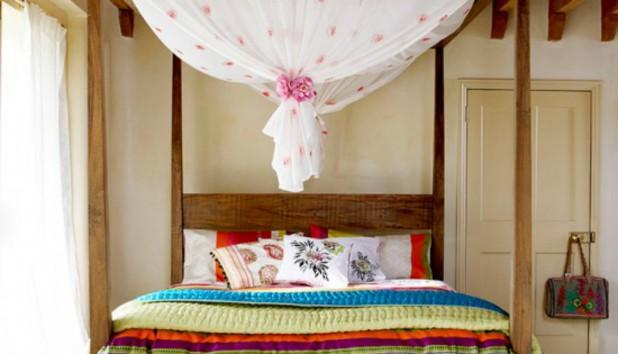 5 Καλοκαιρινά Υπνοδωμάτια που θα σας Φτιάξουν τη Διάθεση