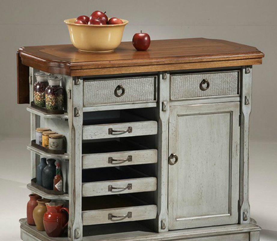 Υπάρχουν πολλά 'έξυπνα' έπιπλα που μπορείτε να βρείτε για την κουζίνα σας και να είναι πολύ λειτουργικά.