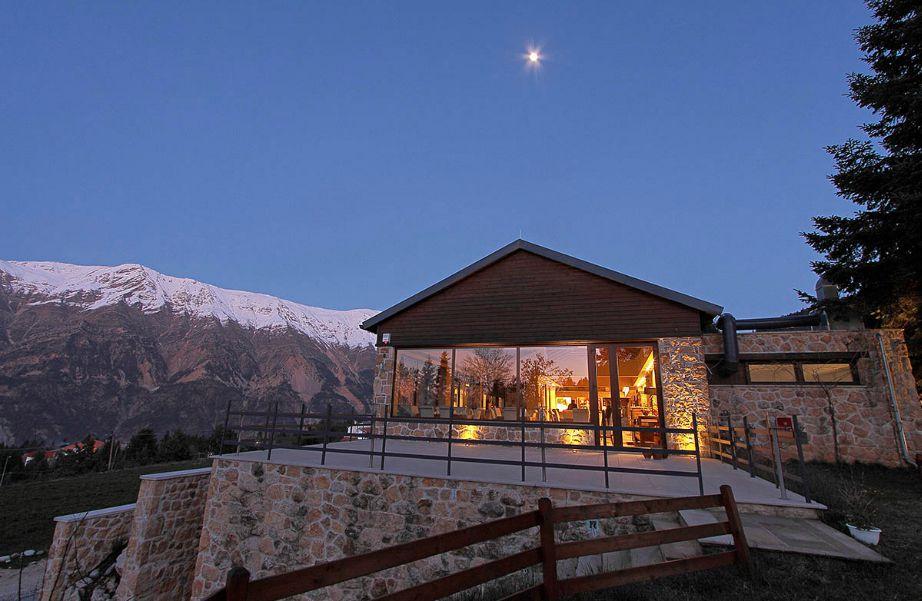 Μπορεί τα Τζουμέρκα να αποτελούν ιδανικό χειμερινό προορισμό αλλά αξίζουν πολύ και το καλοκαίρι.