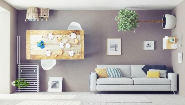 4 Παράξενα Πράγματα που Πρέπει να Δοκιμάσετε στη Διακόσμηση του Σπιτιού σας (Τουλάχιστον 1 Φορά)