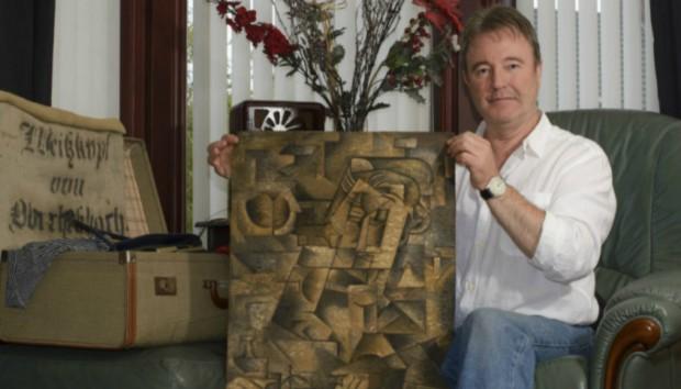 Δείτε πώς ένας Χαμένος Πίνακας του Picasso Ανακαλύφθηκε σε μια Σοφίτα στη Σκωτία