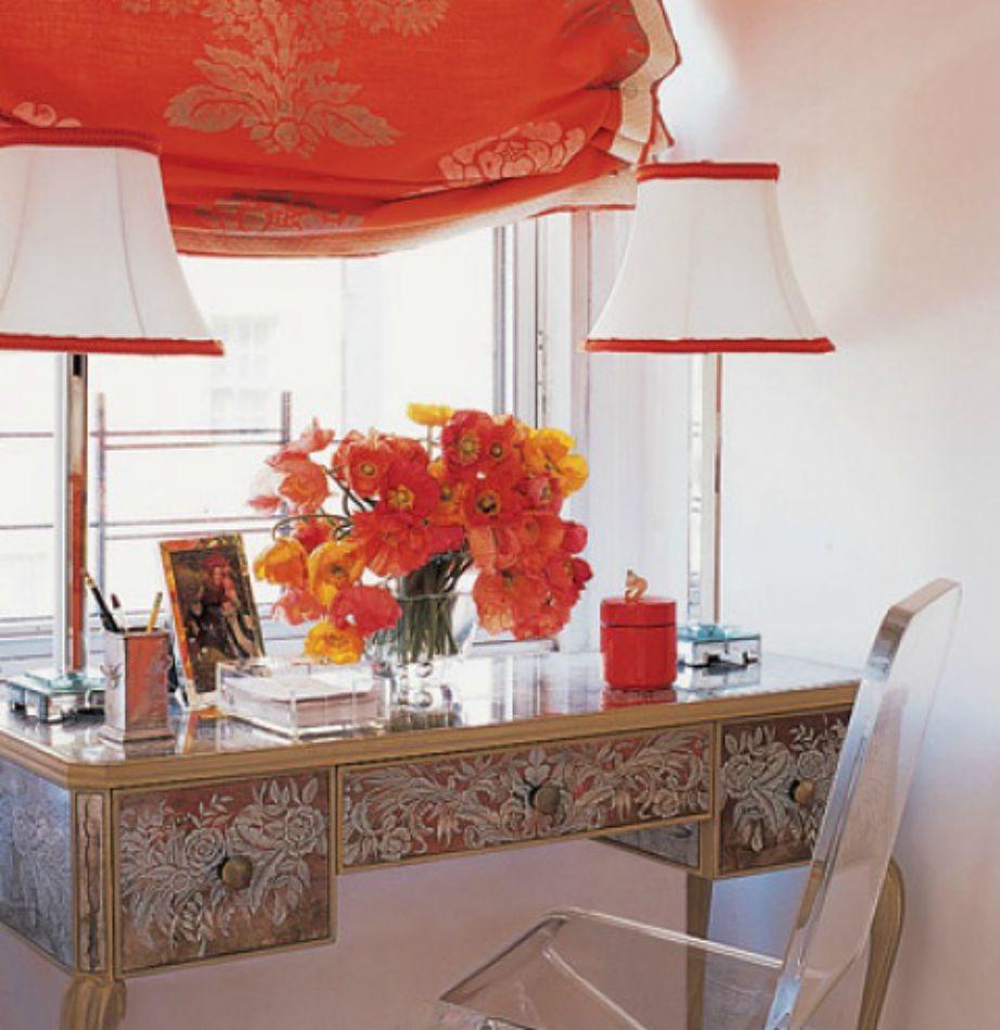 Το πορτοκαλί είναι ένα χρώμα που θα σας βοηθήσει να πετύχετε την τέλεια φθινοπωρινή διακόσμηση.