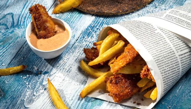 Έτσι θα Φτιάξετε τις πιο Υγιεινές Τηγανητές Πατάτες!