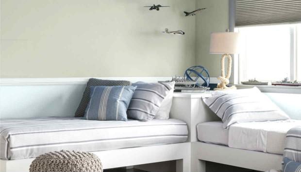 5 Χρώματα Που Θα Κάνουν το Υπνοδωμάτιό σας το Πιο Χαλαρό Μέρος στον Κόσμο!