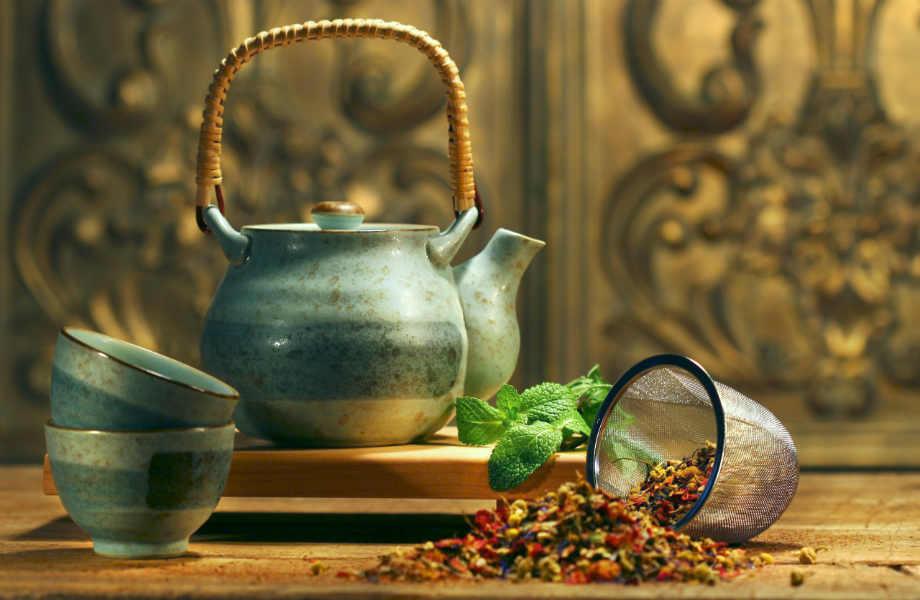 Μέντα και χαρά: η μυρωδιά είναι σούπερ ανακουφιστική και η γεύση της μας χαλαρώνει.