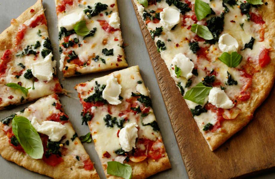 Ναι στην πίτσα, όχι στα αλλαντικά!