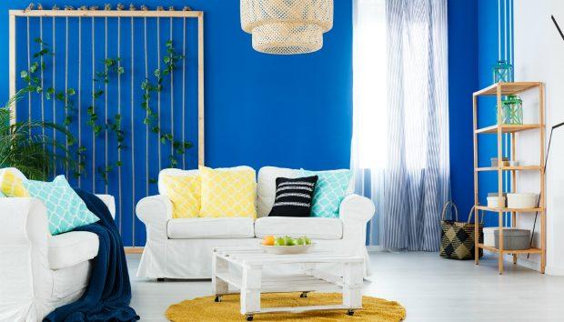 Αυτοί οι 5 Χρωματικοί Συνδυασμοί Ταιριάζουν σε Όλα τα Δωμάτια!