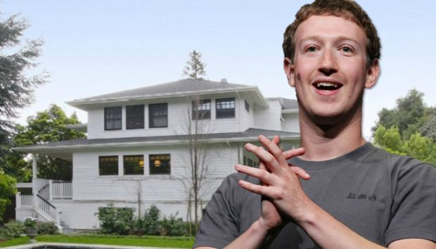 Μπείτε στο σπίτι του Ιδρυτή του Facebook, Mark Zuckerberg