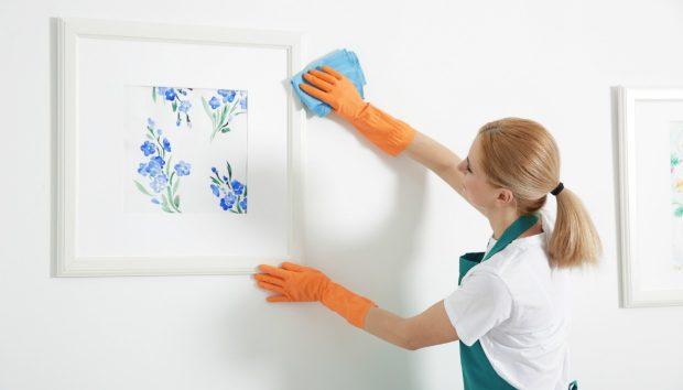 Βρώμικος Τοίχος: Δείτε πώς θα τον Καθαρίσετε Αποτελεσματικά