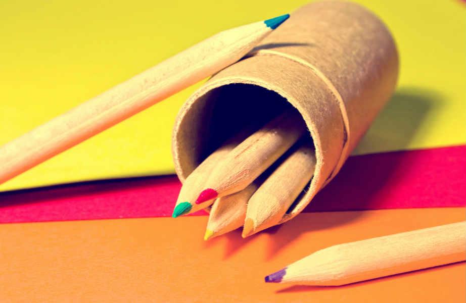 Αφήστε το παιδί σας να διαλέξει μόνο του τα μολύβια, τα τετράδια και τα μπλοκ του.