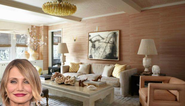 Δείτε το Πανέμορφο Διαμέρισμα της Cameron Diaz στο Manhattan