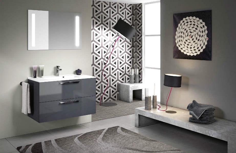 Τα επιδαπέδια φωτιστικά έχουν θέση και στο μπάνιο σας!