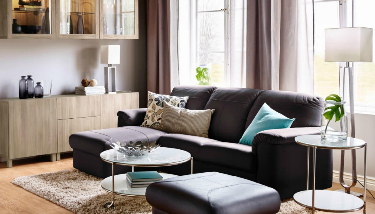 Coffee table - Ikea furniture for small living room ...