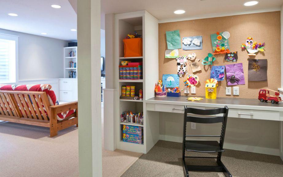 Ένας πίνακας οργάνωσης είναι σημαντικός σε ένα παιδικό δωμάτιο, αλλά αν έχει πάνω παιχνίδια και ζωγραφιές υπάρχει μεγάλη πιθανότητα να αποπροσανατολίζει το παιδάκι σας.