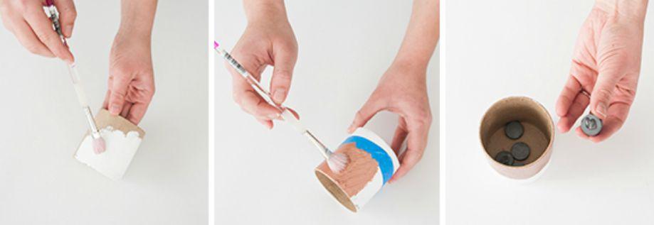 Δείτε πόσο εύκολα μπορείτε να φτιάξετε ένα μαγνητικό κουτί για συνδετήρες.