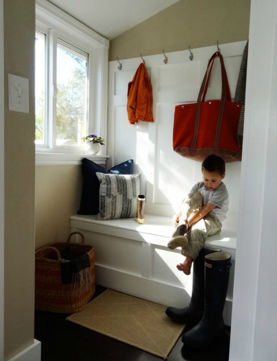 Αν έχετε περισσότερη άνεση στο σπίτι σας, τότε μπορείτε να αφιερώσετε ένα μικρό δωματιάκι για αυτόν τον σκοπό.