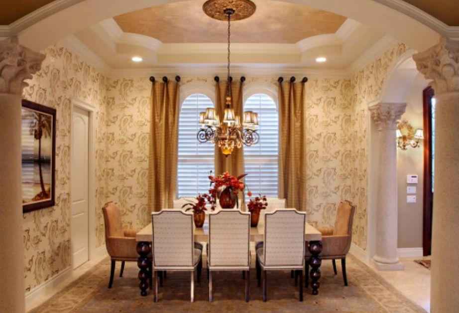 Το μπρονζέ χρώμα θα είναι πολύ της μόδας φέτος στη διακόσμηση του σπιτιού μας.