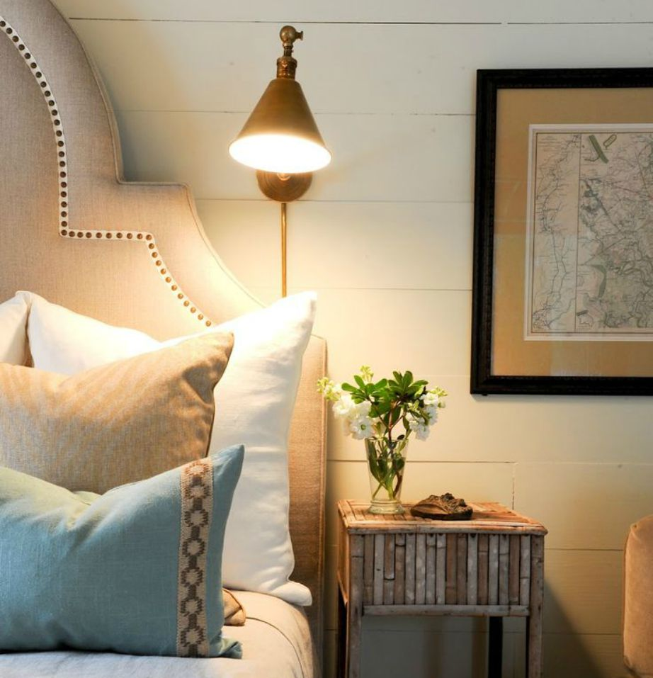 Οι φυσικές αποχρώσεις θα κάνουν το δωμάτιό σας να φαίνεται πιο ζεστό.