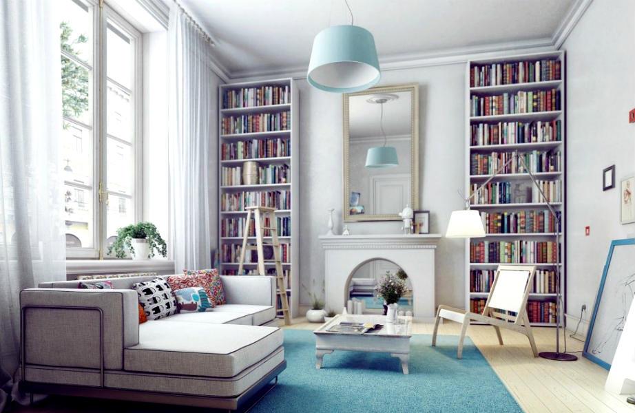 Αλλάξτε φωτιστικό οροφής κι αλλάξτε (νοητά) σπίτι και διάθεση!