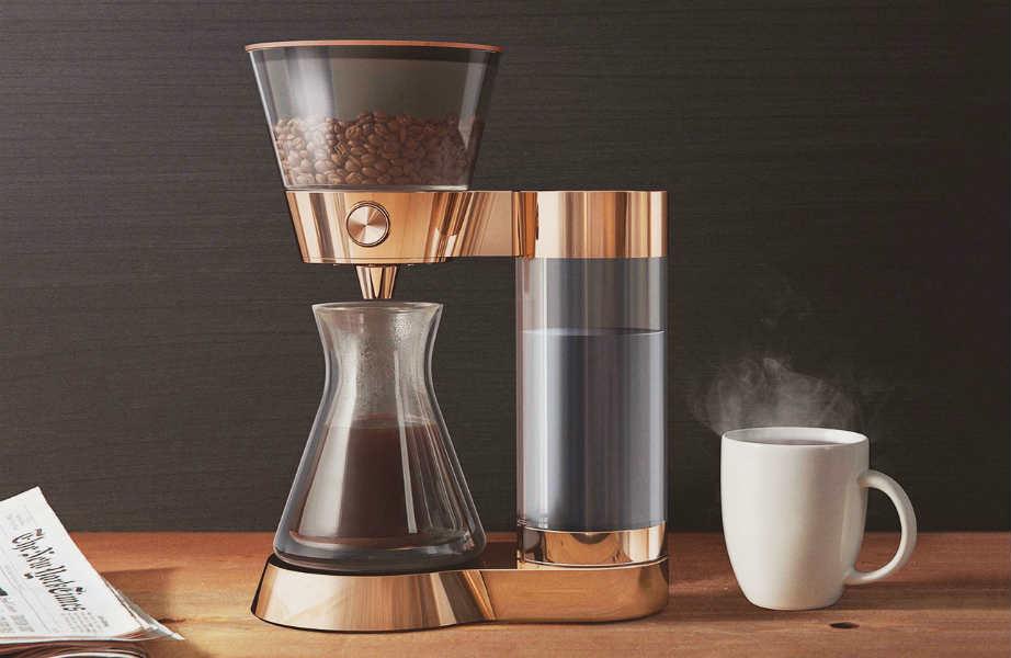 Είναι γεγονός: από την καφετιέρα πρέπει να αναδύονται μόνο ευχάριστες οσμές!
